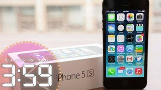 How well does your iPhone age?  (The 3:59, Ep. 296)