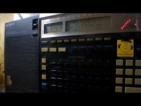 23 05 2018 Radio France International in Mandingo to WeAf 0800 on 15455 Issoudun