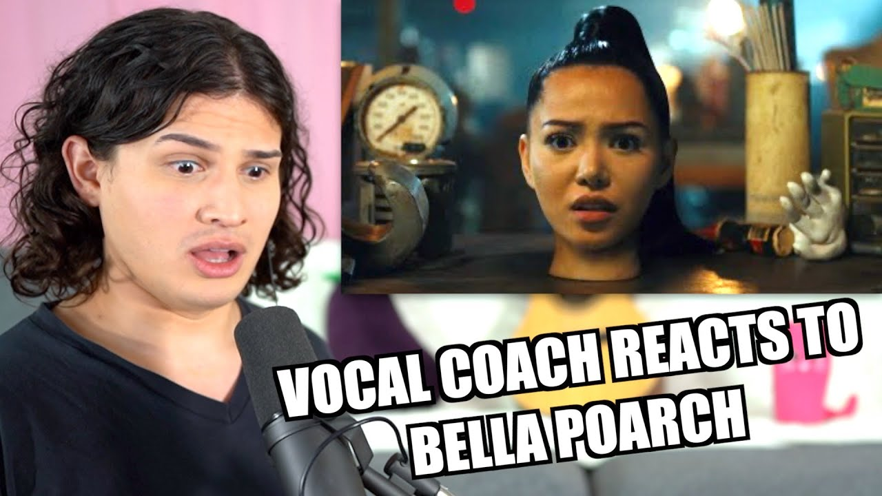 """Vocal Coach Reacts to Bella Poarch - """"Build a B*tch"""" - download from YouTube for free"""