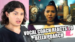 """Download Vocal Coach Reacts to Bella Poarch - """"Build a B*tch"""""""