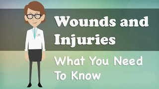 Wounds and Injuries - What You Need To Know