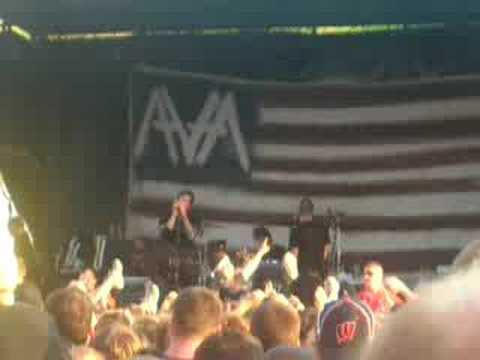 AvA-The Adventure (Warped Tour Milwaukee 08)