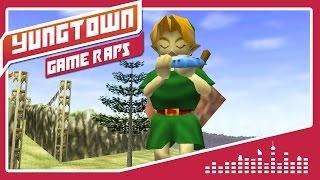 Zelda Hyrule Field Rap - Yungtown Music Video