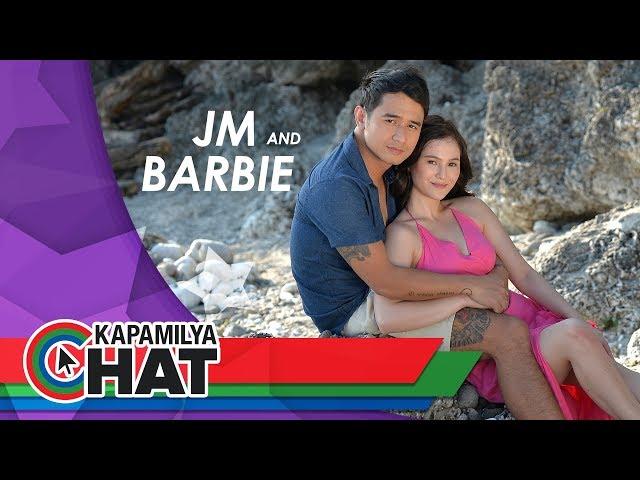 Kapamilya Chat with JM de Guzman and Barbie Imperial for PHR: Araw Gabi