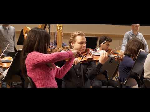Wiener Philharmoniker & Sakari Oramo: Rued Langgaards 2. symfoni (CD teaser)