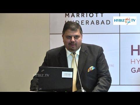 Krishnan General Manager Hotels of ITC Kakatiya - Hybiz.tv