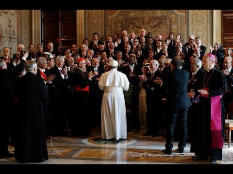 KTF News - Pope Issues Blueprint for Geopolitical Stability