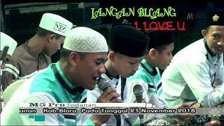 """""""NEW""""JANGAN BILANG I LOVE U -Voc. Luqman - Babul Mukhtar"""