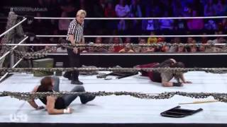 WWE Tribute To The Troops 17/12/2014 (Highlights)