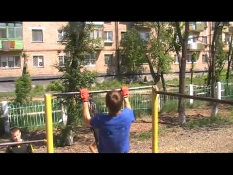 Street Workout(Novotroitsk)