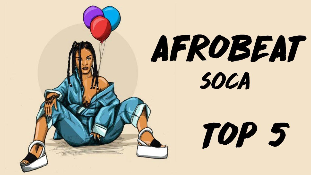 🍉 Afrobeat Instrumental 2017