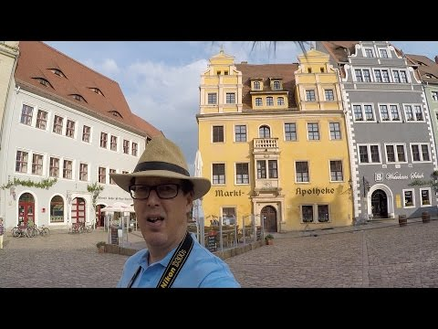 Meissen part 2 - old town - travel video Germany
