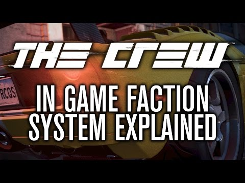 WNW: The Crew #20 | Faction System Explained