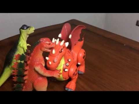 Los mejores dinosaurios para niños