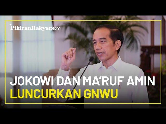 Jokowi dan Ma'ruf Amin Luncurkan Gerakan Nasional Wakaf Uang: untuk Mendukung Percepatan Pembangunan