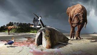सबसे भयानक और विशाल डायनासौरस || Biggest and Most Deadliest Dinosaurs in Hindi (Rahasya Tv)
