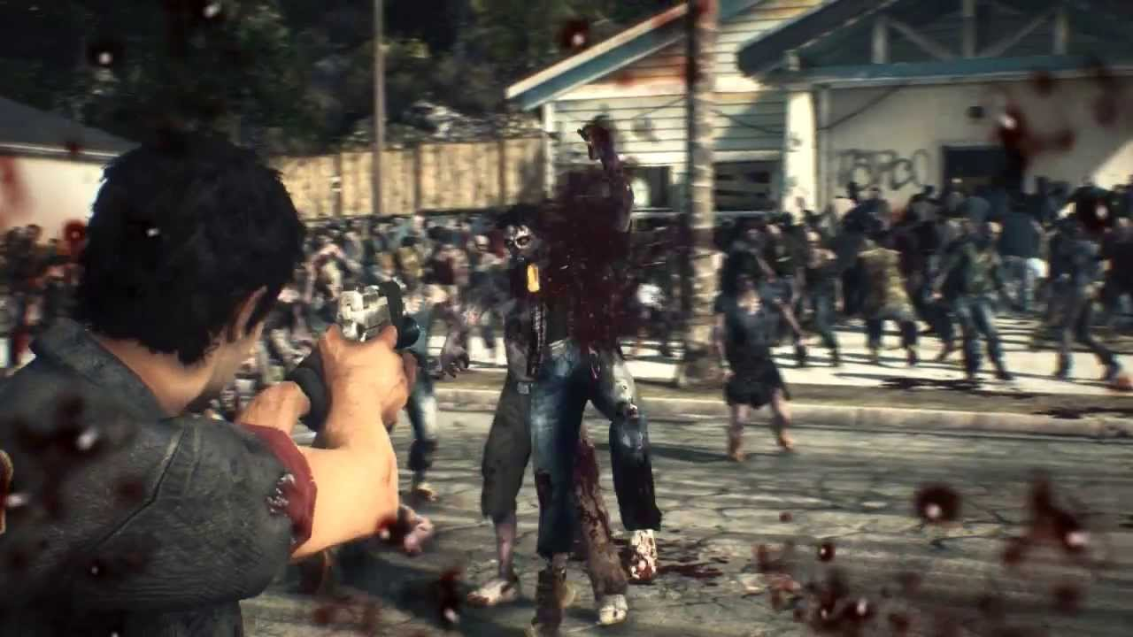 Zombie Apocalypse Evolved: Making Dead Rising 3 - YouTube