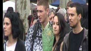 Sant Jordi en Barcelona: así se vive el día del libro y la rosa