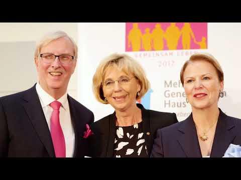 """Impressionen von der 1. Verleihung des Mestemacher Preises """"GEMEINSAM LEBEN"""" 2017"""