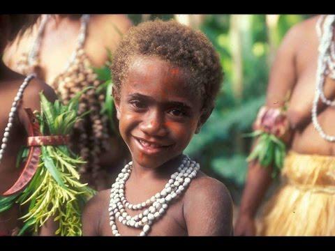 Air Vanuatu infligth Video