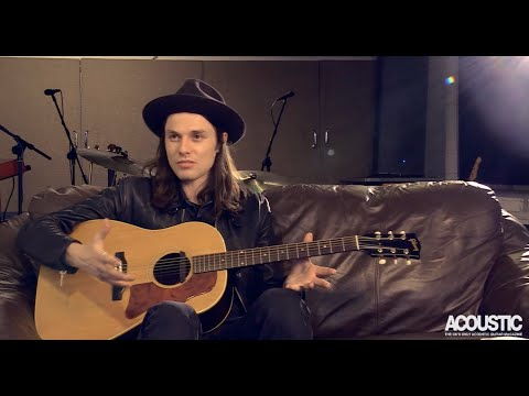 Interview: James Bay on Gibson Guitars
