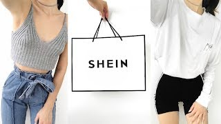 HUGE + SUCCESSFUL SheIn NYFW 2018 Haul || Are SheIn Clothes ACTUALLY Worth It? || BeautyChickee