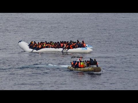 EU restricts sale of inflatable boats to Libya