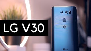 LG V30 Review: A force to be reckoned with