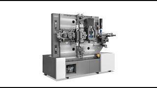 GRM 80B - Stanzbiegeautomat (Buchsenmaschine)