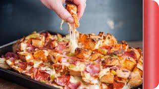 Stuffed Pizza Bread!!!