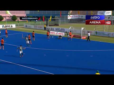 Malaysia 3-2 Pakistan | Super 4s | Hoki Piala Asia 2017  | Astro Arena