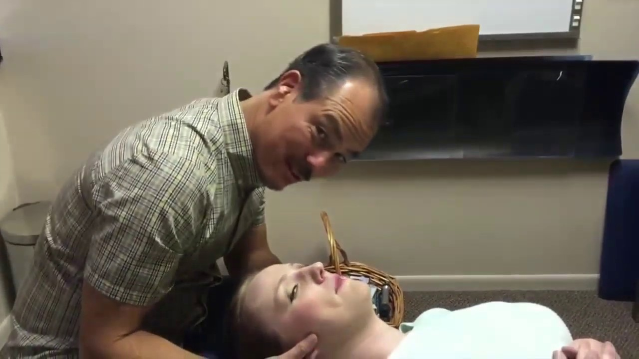 Chiropractic Adjustments And Cracking ASMR! Satisfying