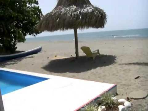 La Ceiba Honduras beachfront Video of La Ceiba Beach Club new development  real estate for sale