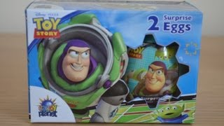 Toy Story Surprise Egg Woody Buzzlight Year Opening Cookies Toys And Gifts !!! (hd)