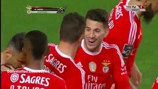 Benfica vs Tondela 4-1 Liga Nos Full Highlights   by FootballGoalTv