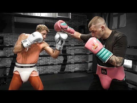 Все хотят уничтожить чемпиона мира по боксу! Спаринги. Глеб Бакши и Сергей Воробьев
