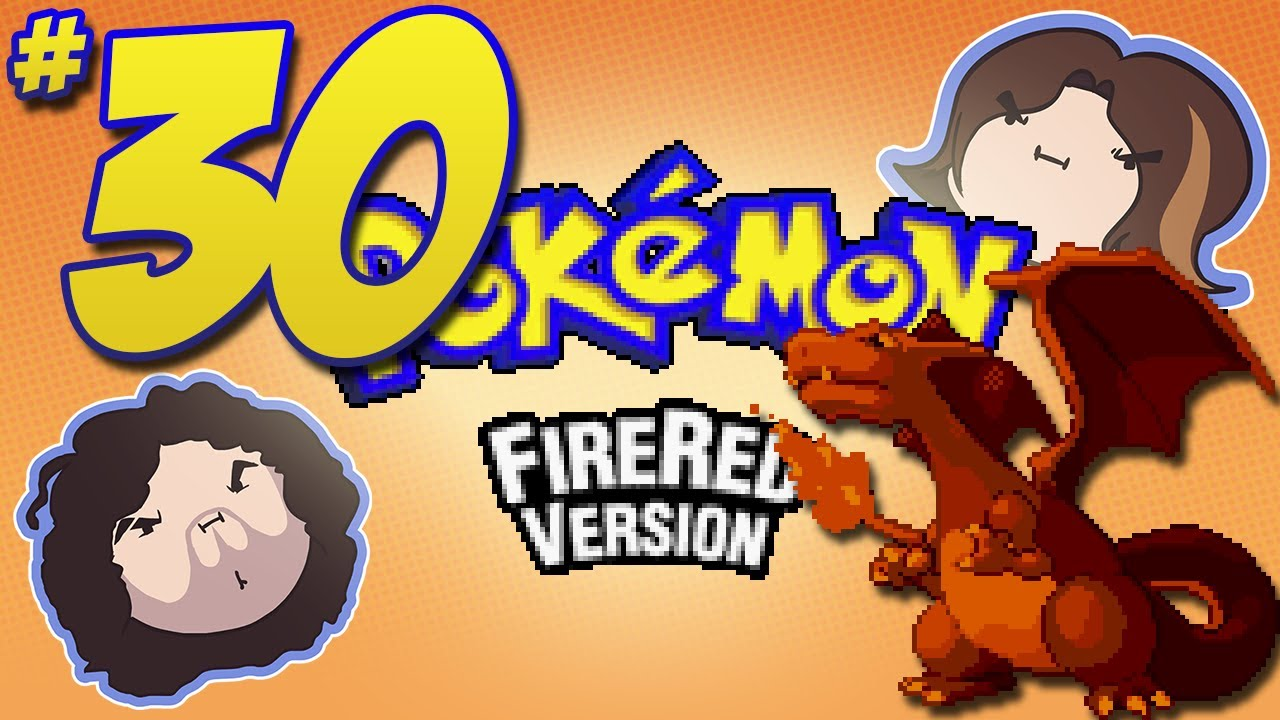 Pokemon FireRed: Can't Escape – PART 30 – Game Grumps