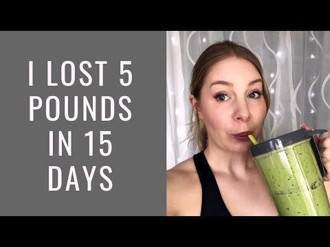 HOW TO LOSE WEIGHT // The Body Reset Diet