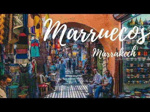 Viaje a Marruecos parte I (Marrakech)