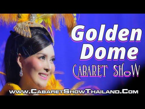 Golden Dome Cabaret Show 2018 Bangkok Thailand HD