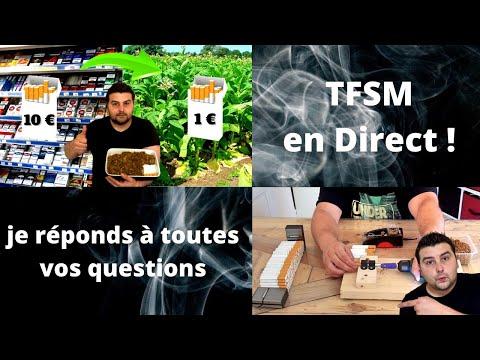 TFSM en direct Live - je réponds à toutes vos questions !