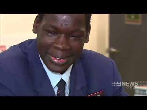 Biar Garang | 9 News Adelaide