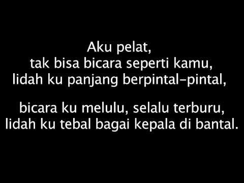 Salammusik feat Ziondread - Aku Pelat (Official Lyric Video)