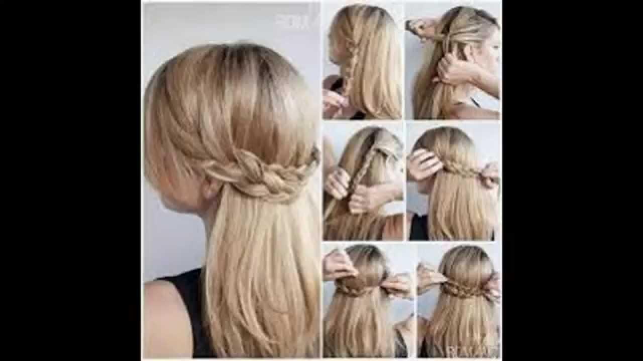✿ ♡Des Idées de coiffures ♡✿ aux filles pour la rentrée ...