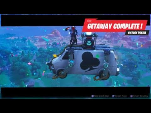 Second getaway win