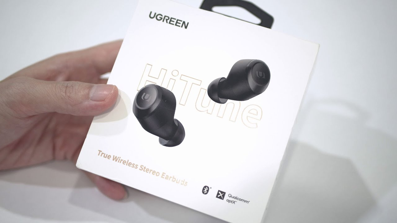 Ugreen HiTune Review - Budget TWS Earbuds with Natural Sound