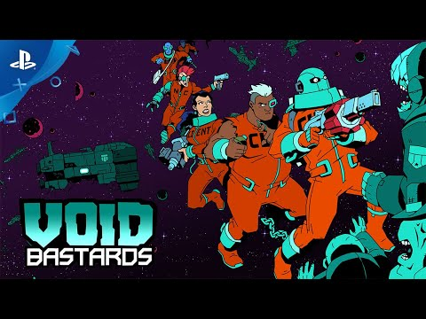 Void Bastards - Launch Trailer | PS4