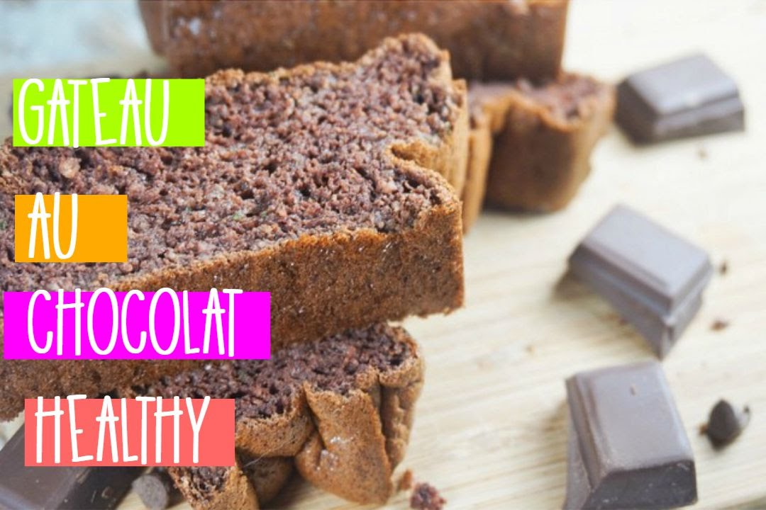 Populaire RECETTE GATEAU AU CHOCOLAT HEALTHY by Emmafitnessgoal - YouTube OG49