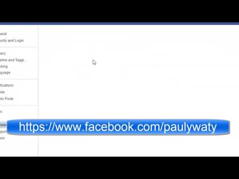 How to view payment history in Facebook
