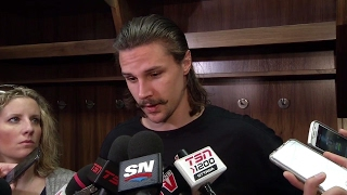 Karlsson: Happy where we ended up, but not satisfied